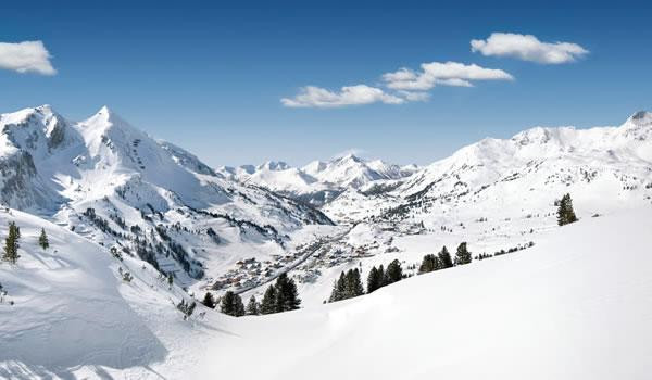 Obertauern in Urlaub in den Bergen Österreichs